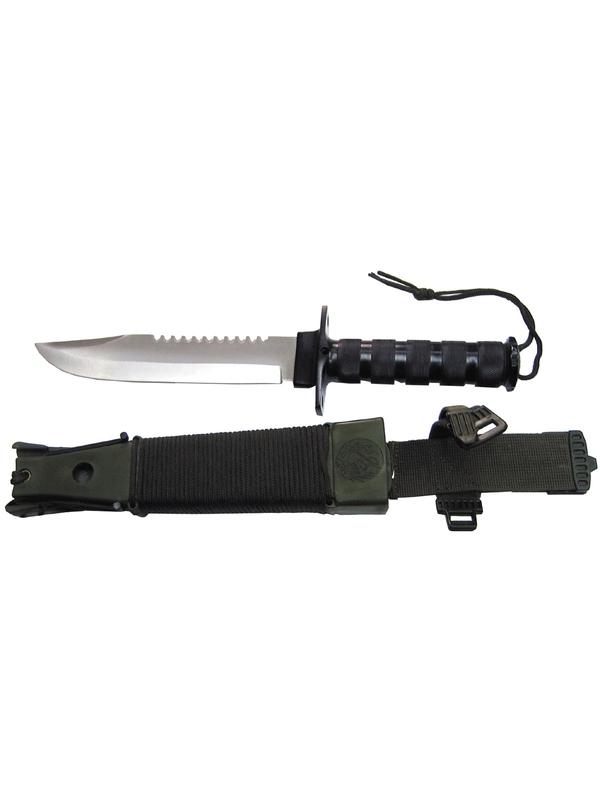Nůž pro přežití Jungle II - RVC Klement cz