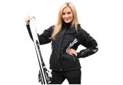 Stormina Lyžařská bunda dámská s výplní černá M