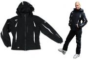 SEPHORA - Softshellová lyžařská bunda s výplní dámská Černá M