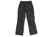 GERIK Outdorové kalhoty dětské /podš. Tricot Fleece děrovaný černá 146/152