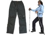 EIGER Outdorové kalhoty unisex /podš. Tricot Fleece děrovaný šedá XXL